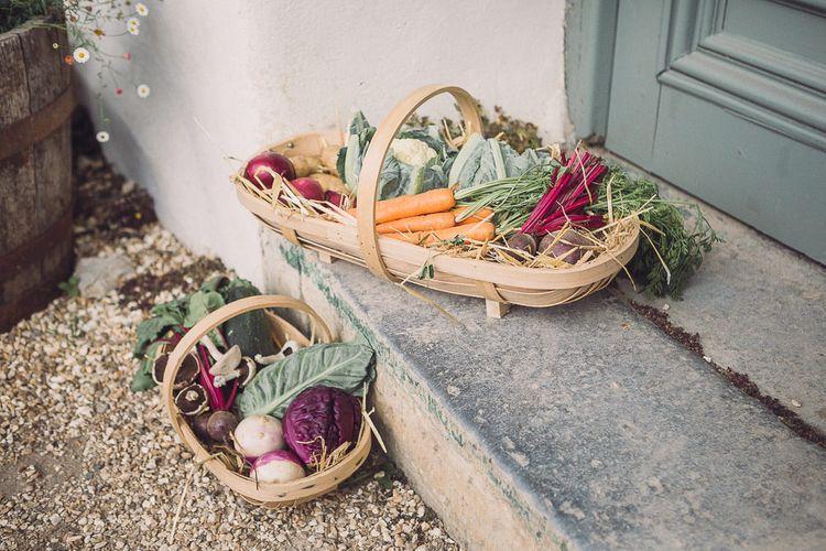 Succulent Vegetables & Flowers | Pastel Peter Rabbit Spring Inspiration at River Cottage | Beatrix Potter | Mr McGreagor's Garden | Jennifer Jane Photography