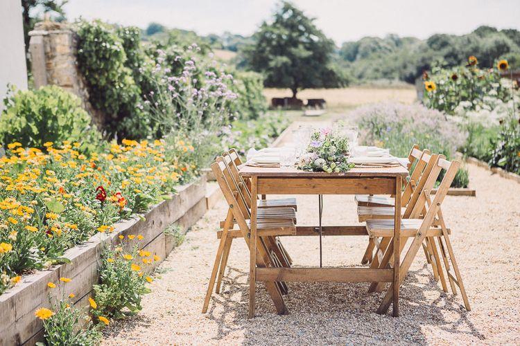 Tablescape | Pastel Peter Rabbit Spring Inspiration at River Cottage | Beatrix Potter | Mr McGregor's Garden | Succulent Vegetables & Flowers | Jennifer Jane Photography