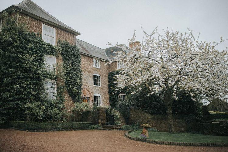 Vintage Dewsall Court Wedding | Kerry Diamond Photography