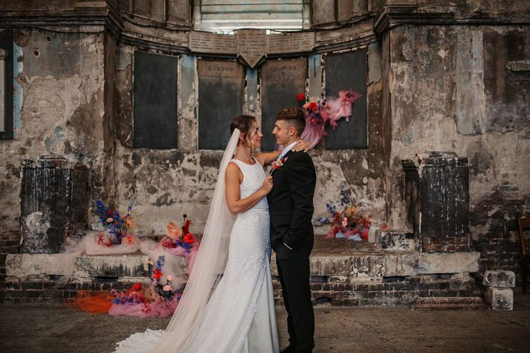 Industrial Wedding Venue Asylum Chapel
