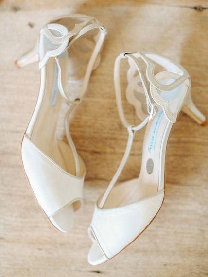 Shoes // Handmade Details // Entertainment // Charlie Brear Bride // Pimhill Barn, Shrewsbury // Belle and Beau Fine Art Wedding Photography