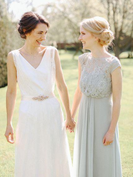 Bridesmaid // Handmade Details // Entertainment // Charlie Brear Bride // Pimhill Barn, Shrewsbury // Belle and Beau Fine Art Wedding Photography
