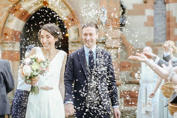 Confetti // Handmade Details // Entertainment // Charlie Brear Bride // Pimhill Barn, Shrewsbury // Belle and Beau Fine Art Wedding Photography