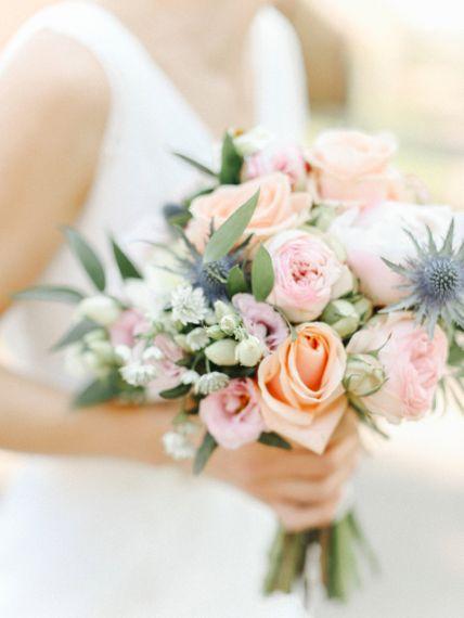 Pastel Flowers // Homemade Country Wedding // Entertainment // Charlie Brear Bride // Pimhill Barn, Shrewsbury // Belle and Beau Fine Art Wedding Photography
