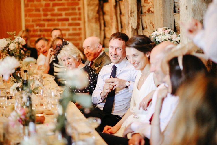 Speeches Handmade Details // Entertainment // Charlie Brear Bride // Pimhill Barn, Shrewsbury // Belle and Beau Fine Art Wedding Photography
