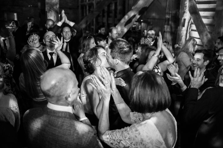 Dancing  // Handmade Details // Entertainment // Charlie Brear Bride // Pimhill Barn, Shrewsbury // Belle and Beau Fine Art Wedding Photography