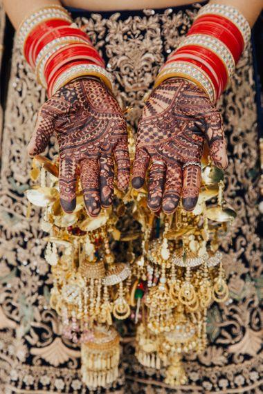 Hindu Henna Art