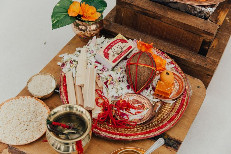Indian Wedding Ceremony Props