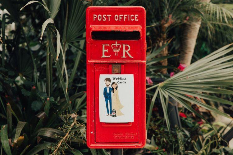 Wedding Cards Post Box