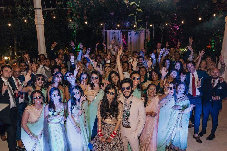 Hindu Wedding at Sefton Park Palm House