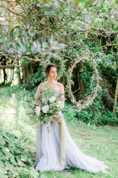 Chateau De Roussan St Remy Provence Wedding Venue With Joanne Flemming Dresses Fine Art Images From Jo Bradbury Photography