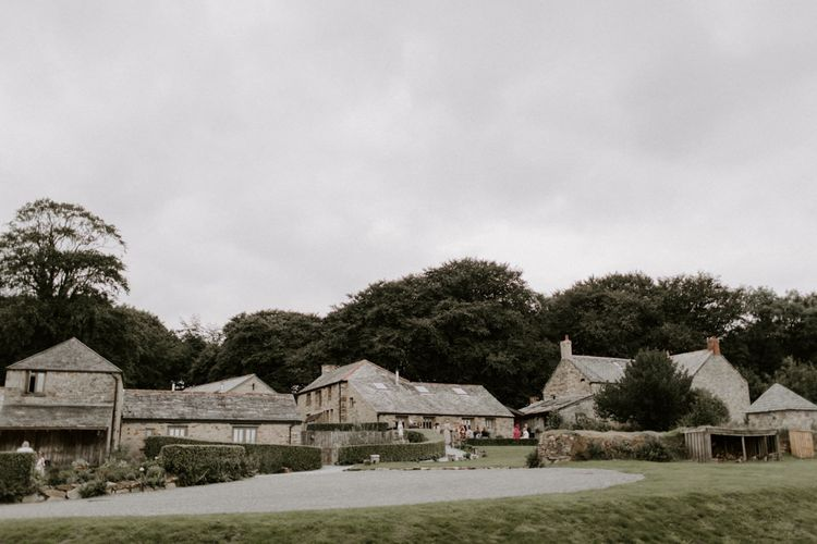 Trevenna Barn Wedding Venue Cornwall