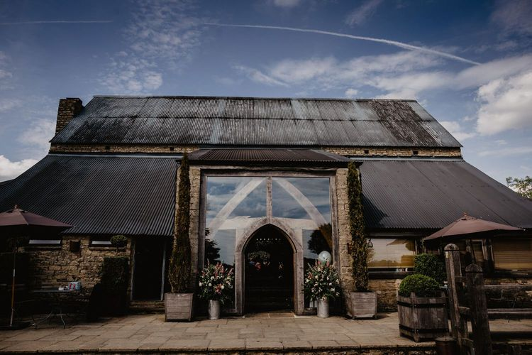 Cripps Barn Wedding Venue in the Cotswolds