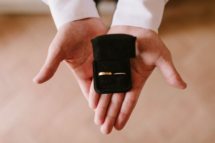 Wedding Rings | Barcelona Destination Wedding Weekend | Marcos Sanchez Photography