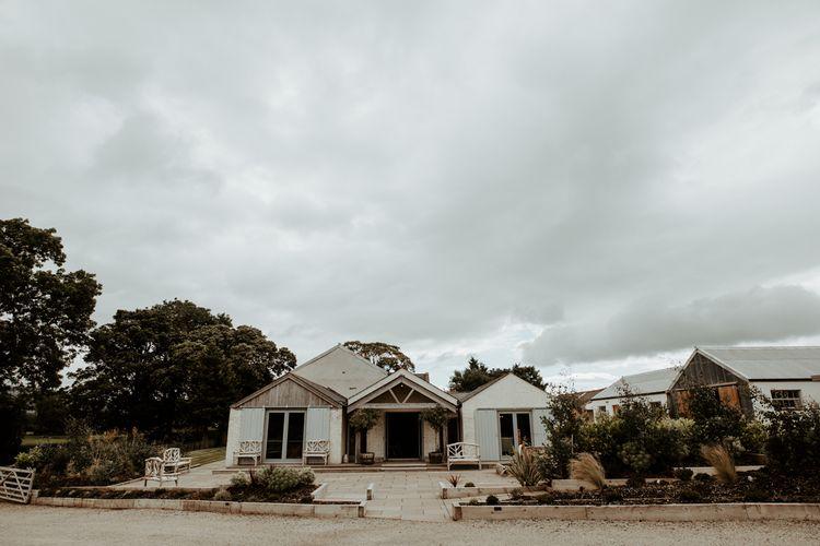 Eden Barn wedding venue in the Lake District