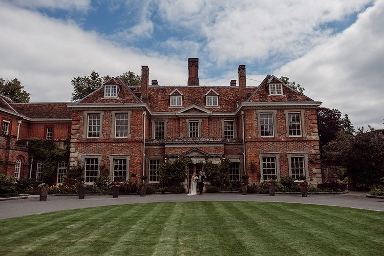 Exclusive Hire Venue | Traditional Wedding at Lainston House Hotel, Hampshire | RMW The List Supplier Jason Mark Harris Photography