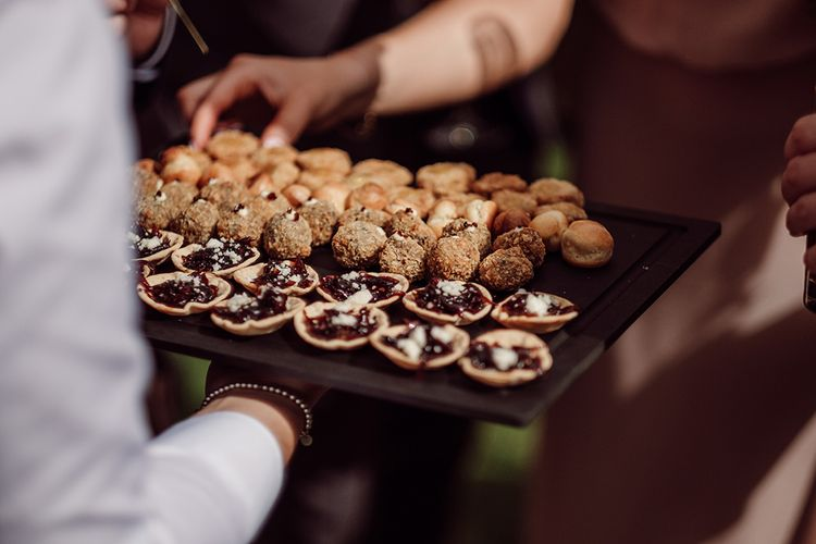 In House Catering | Traditional Wedding at Lainston House Hotel, Hampshire | RMW The List Supplier Jason Mark Harris Photography