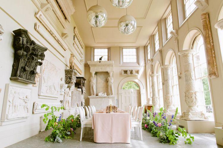 Aynhoe Park Wedding Flowers