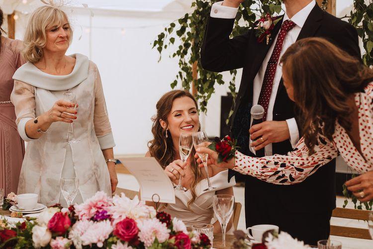 Wedding Speech Cheers