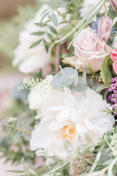 Romantic Spring Wedding Flowers