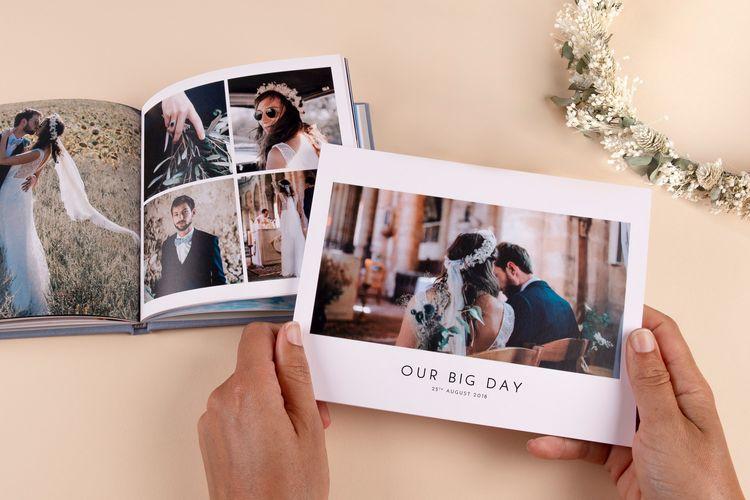Premium Wedding Photo Album Book by Rosemood