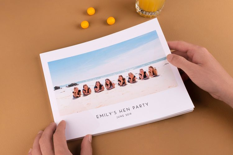 Hen Party Photo Album Book by Rosemood