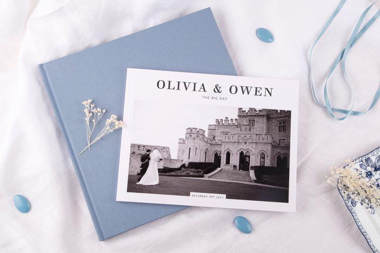 Wedding Photo Album Designs by Rosemood