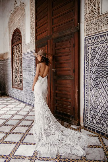 The Wild Heart Collection From Rue De Seine // Stylish Bohemian Bridal Wear From Rue De Seine // Images By Madly Studio