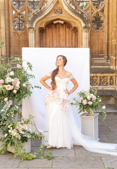 Secret Peony  wedding dress by Sally Bean Couture