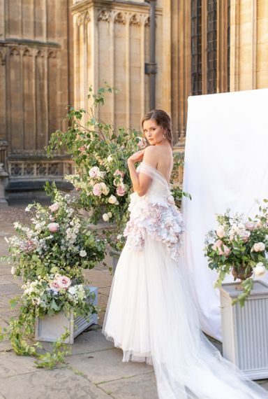 Secret Peony Dress wedding dress by Sally Bean Couture