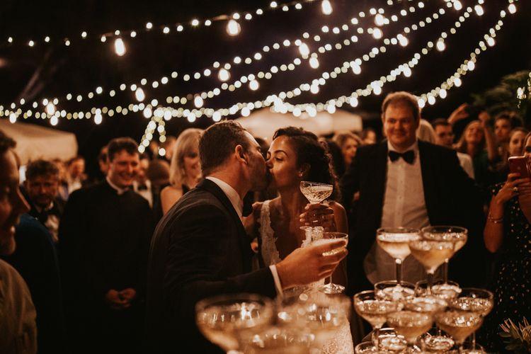 香槟烤面包在比林顿屋婚礼地点