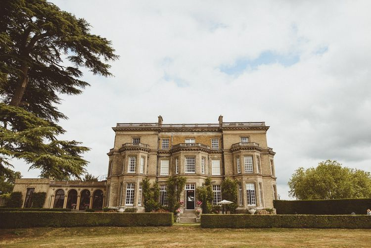 Hedsor House classic wedding