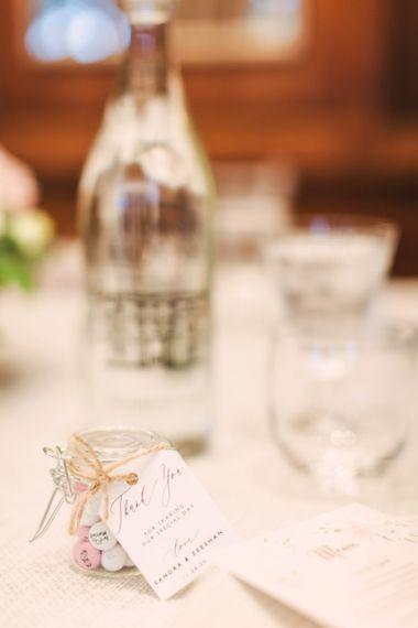 Sugar Almonds Wedding Favours