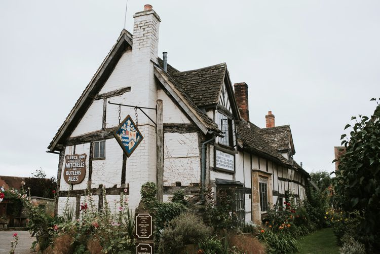 National Trust owned pub for ceremony and reception