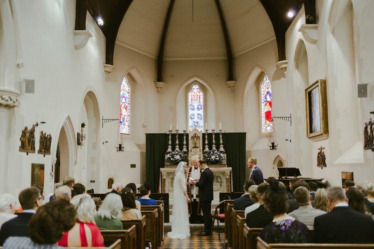 Surrey church ceremony