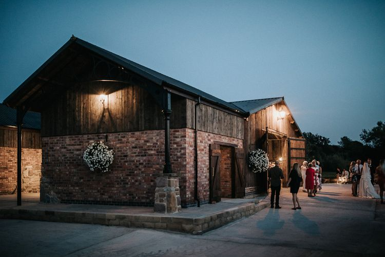 The Willow Marsh Farm Wedding Venue in Leicestershire