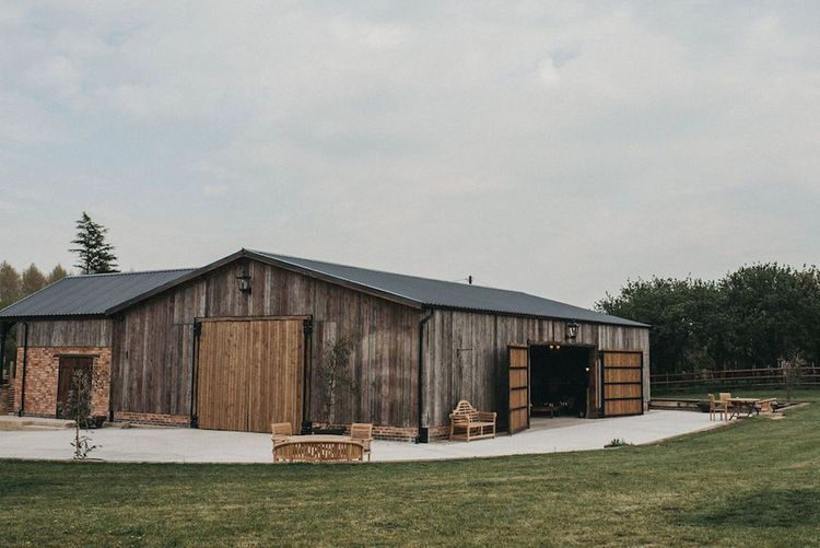 Willow Marsh Farm Wedding Venue in Leicestershire