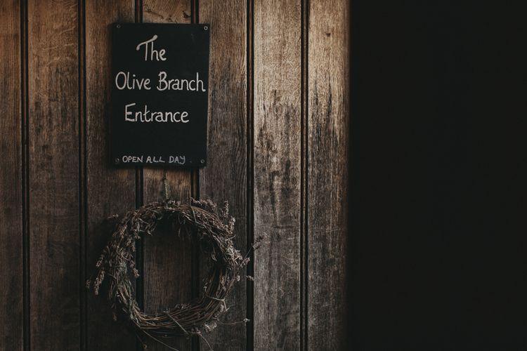 The Olive Branch Wedding Venue