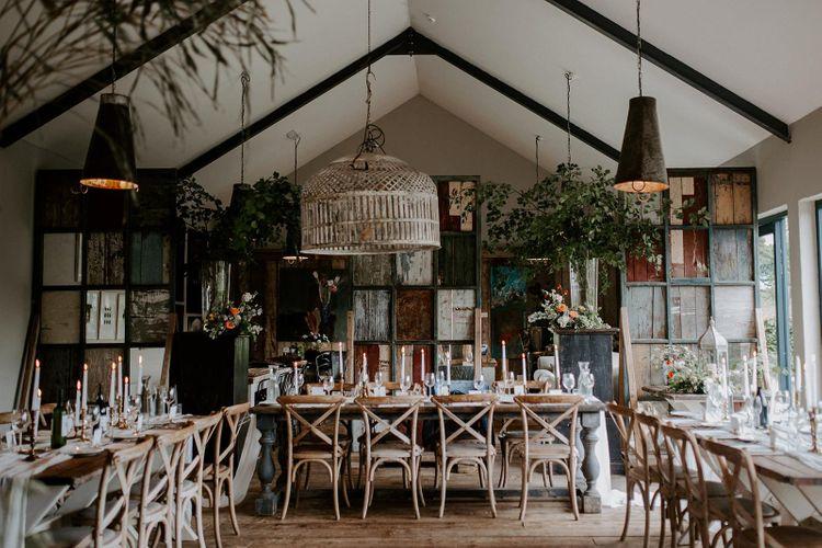 Burtown House and Gardens micro wedding
