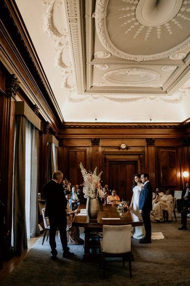 Old Marylebone Town Hall ceremony room