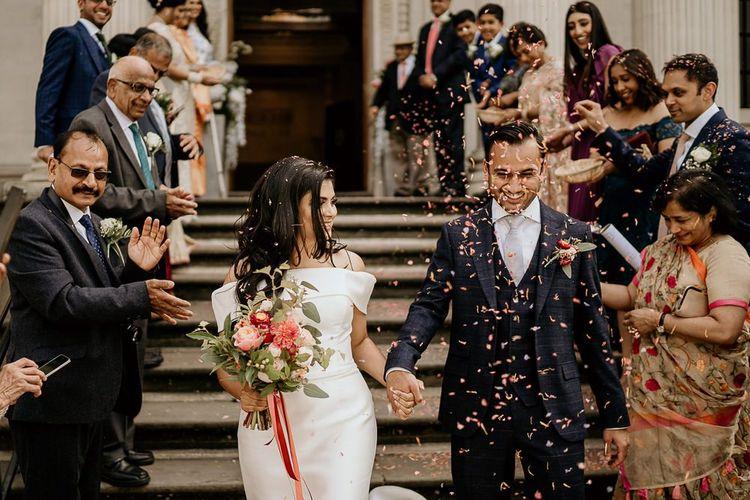2020 wedding at Old Marylebone Town Hall