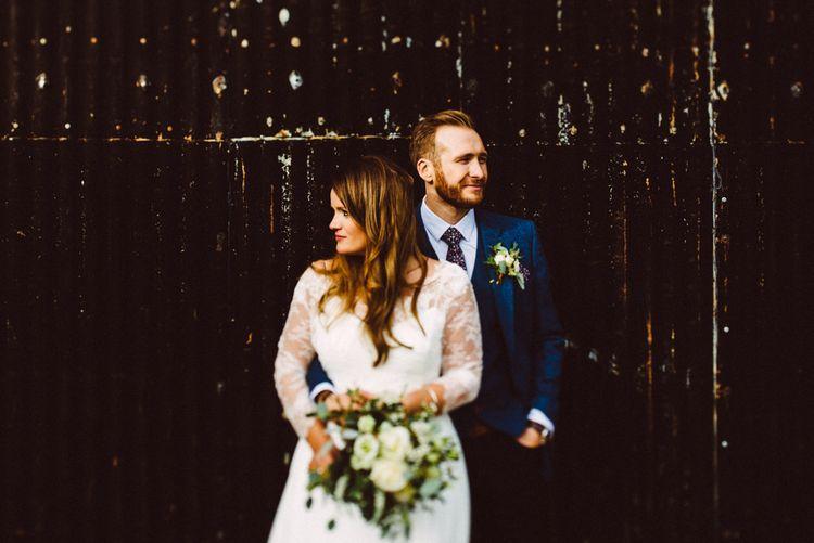 Cripps Barn Wedding // Image By Ed Godden Photography