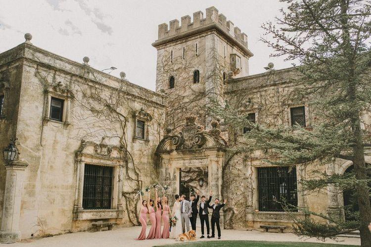 Finca Torrefiel Castle Wedding Venue for Small Wedding