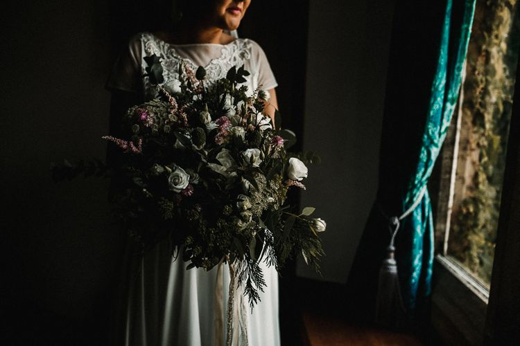 Eden Flowers | Snowdonia National Park | Carla Blain Photography | Exclusive Hire of Plas Gwynfryn