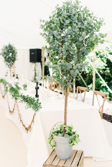 Greenery Filled Wedding