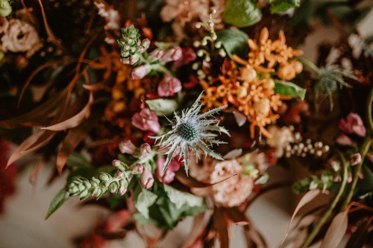 Autuman Wedding Flowers