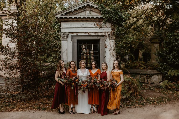 Bridal Party Wedding Picture