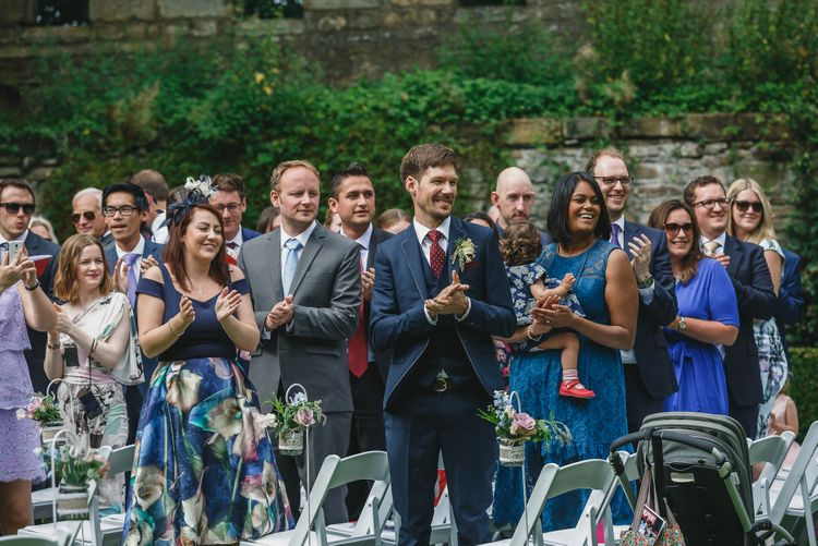 Choreographed First Dance For Wedding At Durham Castle Wedding With Classic Styling And Bride In Alexander McQueen Images From Stan Seaton