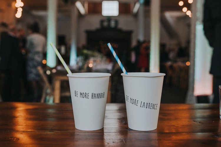 DIY Paper Cups // Images by Remain In Light