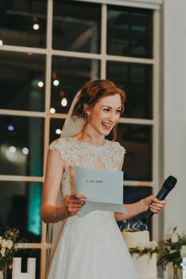 Brides Speech // Maggie Sottero Dress // Images by Remain In Light